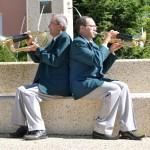 Pupitre des Trompettes Basses